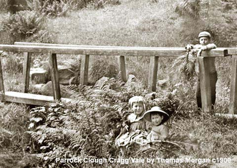 Photos from the Hebden Bridge Local History Society